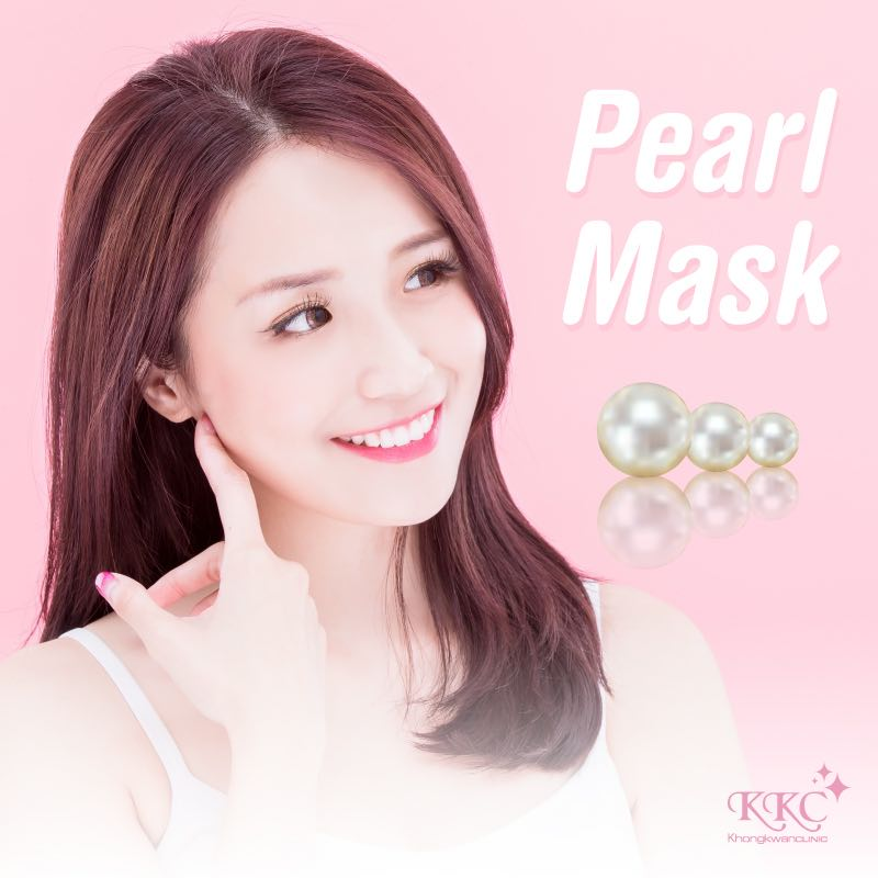 Pearl Mask